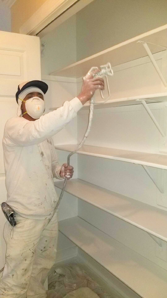 Richmond Va Interior Painters Jacob S Ladder Construction